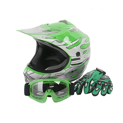 XFMT Youth Kids Helmet Goggles Gloves Review