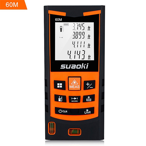 7. Suaoki S9 198ft Portable Distance Measure Review