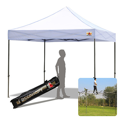 Abccanopy KingKong-Series 10 X 10-feet Instant Canopy Kit Review