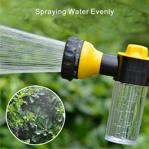 Geepin Garden Hose Nozzle Sprayer Review