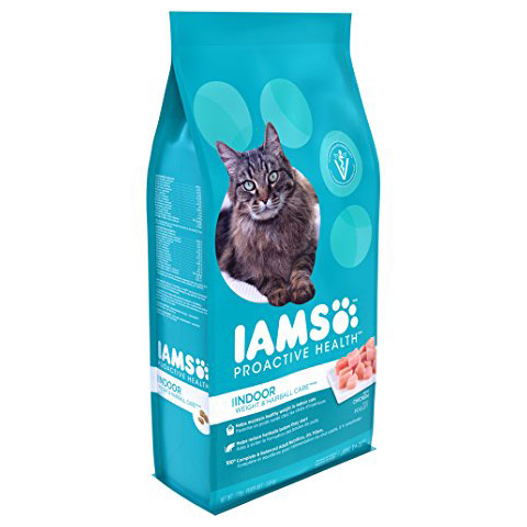 Iams Proactive Adult Dry Cat Food Review