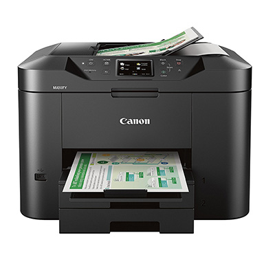 Canon MB2720 Wireless All-in-One Printer Review