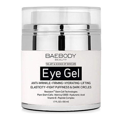 Baebody Eye Gel for Dark Circles, Puffiness, Wrinkles, and Bags Review