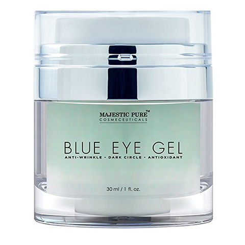 Majestic Pure Blue Eye Gel, Potent Anti Wrinkle Review