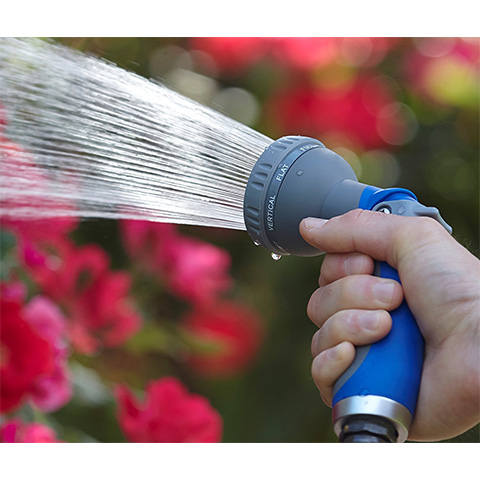 Viking Garden Hose Thumb Control Spray Nozzle Review