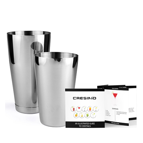 Cresimo Boston shaker Review