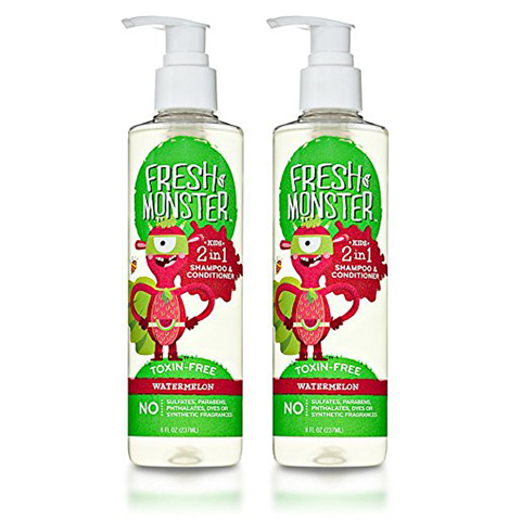 Fresh Monster shampoo Review