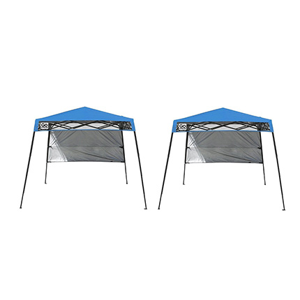 Quik 7 x 7-Foot Shade GO Canopy Review (Pak of 2)