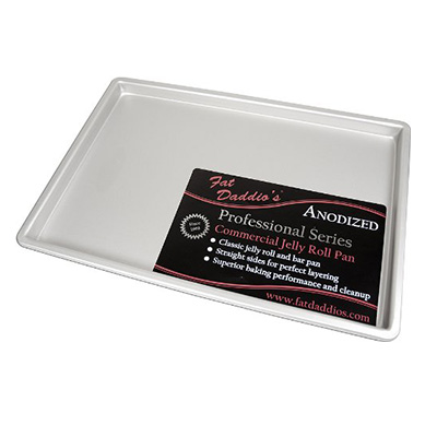 Fat Daddio's Anodized Aluminum Jelly Roll Pan Review
