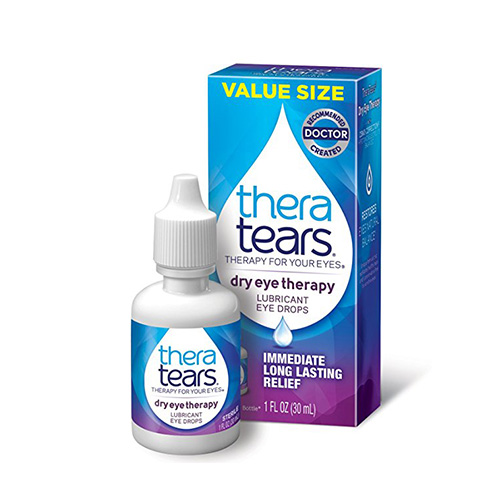 TheraTears Dry Eye Therapy- Lubricant Eye Drops Review