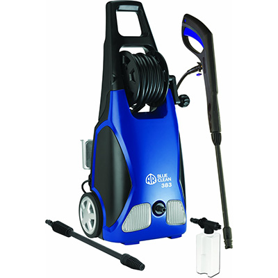 Annovi Reverberi AR Blue Clean AR383 1,900 PSI Electric Pressure Washer Review