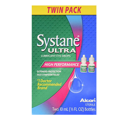 SYSTANE ULTRA Lubricant Eye Drops Review, Twin Pack