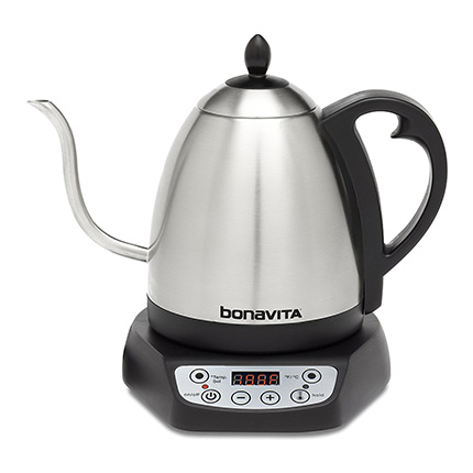 Bonavita Digital Variable Temperature Kettle Review (1.0L)