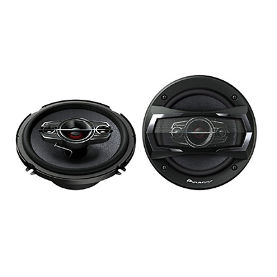 Pioneer 6 1/2 Inch 4-Way Car Speakers Review (TS-A1685R)