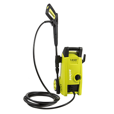 Sun Joe SPX1000 1450 PSI 1.45 GPM Electric Pressure Washer Review
