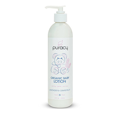 Puracy Organic Baby Lotion Review - The BEST Calming Moisturizer
