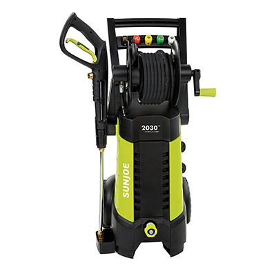 Sun Joe SPX3001 2030 PSI Electric Pressure Washer Review