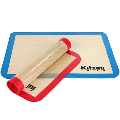 KITZINI Silicone Baking Mat Sheet Set Review