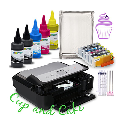 INKUTEN A4 Edible Ink Wireless Printer System Review