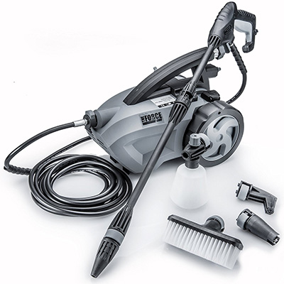 Powerhouse International 1.6 GPM 1800 PSI Electric Pressure Washer Review