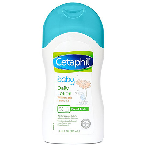 Cataphyll Baby Daily Lotion with Organic Calendula Review