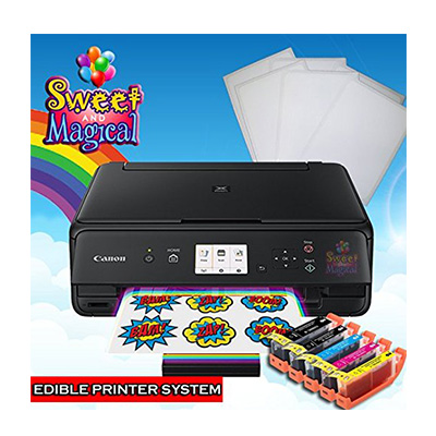 Canon Edible Printer Package Review