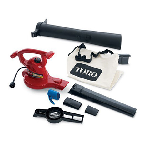 Toro corded Ultra Blower/Vac Review