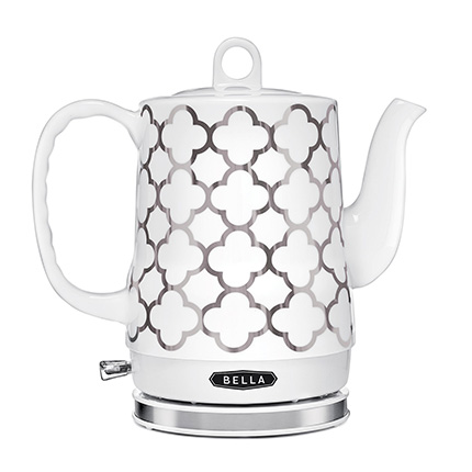 BELLA Electric Ceramic Tea Kettle Review (1.2L)