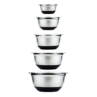 Cozyna Stainless Steel Mixing Bowls Set Review