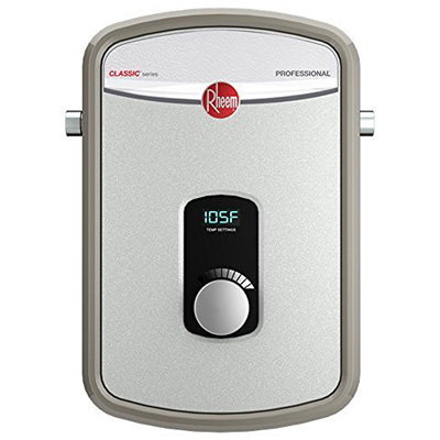 Rheem 240V Heating Chamber Tankless Water Heater Review (RTEX-13)