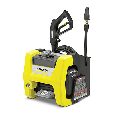 Karcher K1700 Cube Electric Power Pressure Washer Review