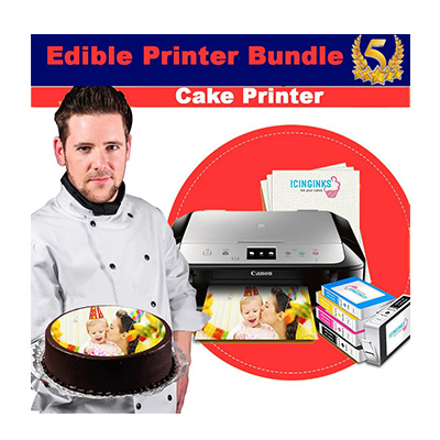 Icinginks Edible Printer Bundle Newer Model Edible Printer Review