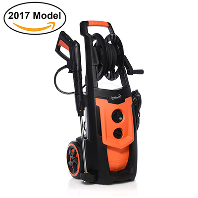 Ivation Electric Pressure Washer 2200 PSI 1.8 GPM with Power Hose Review