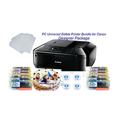 PC Universal Edible Printer Bundle Review