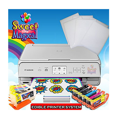 Sweet bundle White Edible Printer Bundle for Canon Review