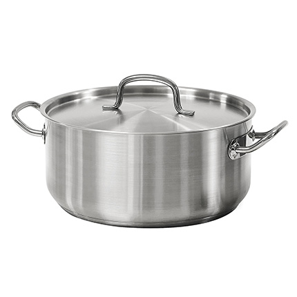 Tramontina 9-Quart Stainless Steel Dutch Oven Review