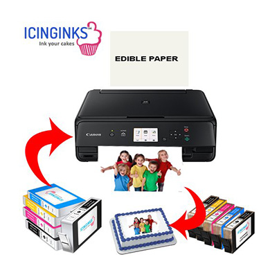 Icinginks Latest Edible Printer Deluxe Package Review