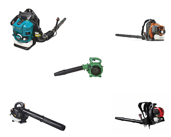 Best Gas Powered Leaf Blower Review