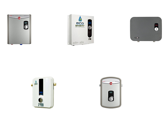 Best Electric Tankless Water Heater : Best electric tankless water heaters in