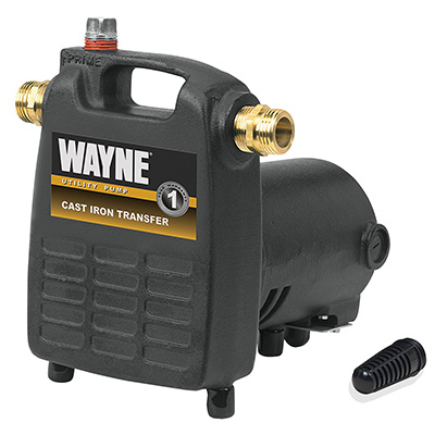 Wayne PC4 1/2 HP Multi-Purpose Pump Review