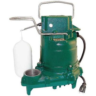 Zoeller 1/3 HP M53 Submersible Sump Pump Review