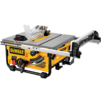 DEWALT DW745 10-Inch Compact Table Saw Review