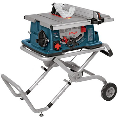 Bosch 4100-09 10-Inch Table Saw Review
