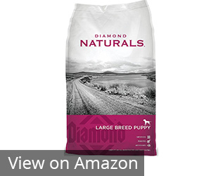 Diamond Pet Foods Naturals Large Breed Dry Puppy Food Review