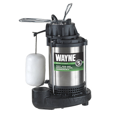 Wayne 3/4 HP Submersible Sump Pump Review