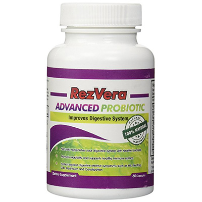 Best All Natural Advanced Probiotic Supplement Review