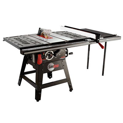 SawStop 1-3/4 HP Contractor Saw Review