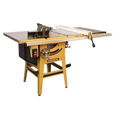 Powermatic 64B Table Saw Review