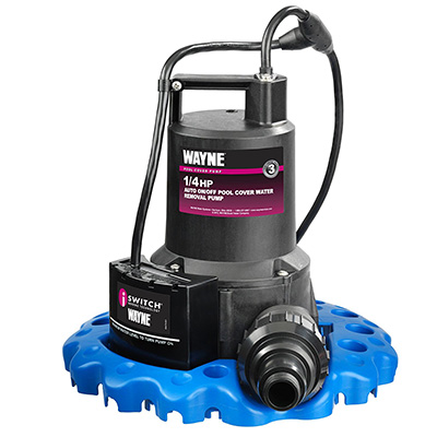 Wayne 1/4 HP Automatic ON/OFF Water Pump Review