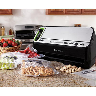 FoodSaver 2-in-1 Vacuum Sealing System Review